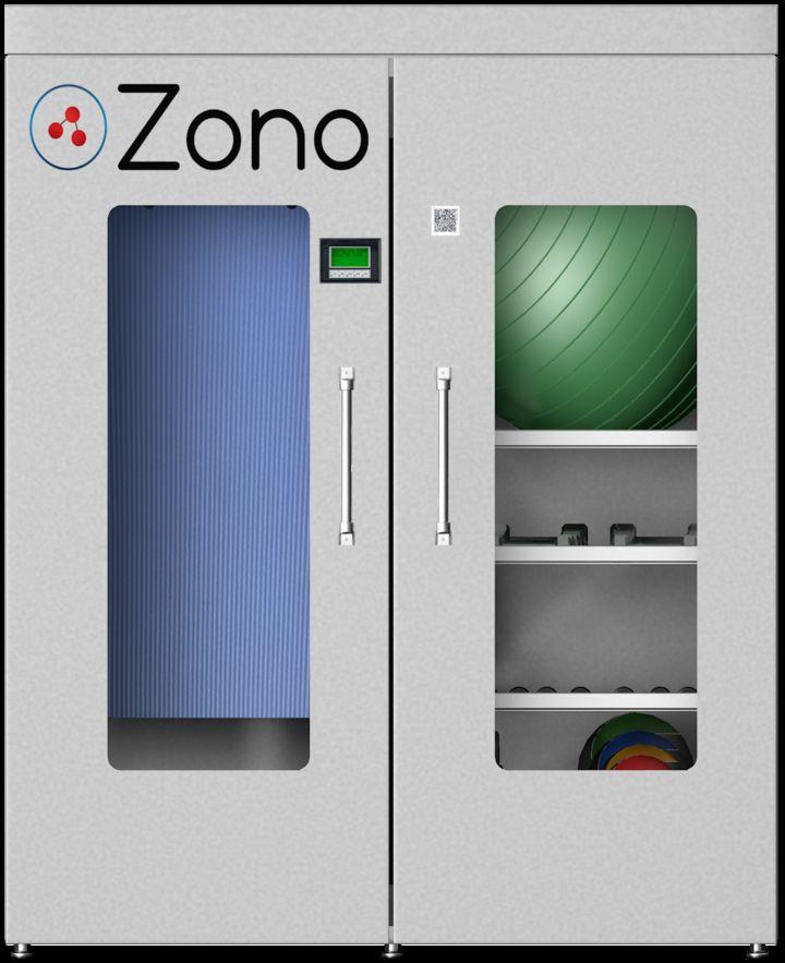 ZONO Sanitizing Cabinet